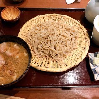 鴨汁蕎麦(盛絽屋 (せいろや))