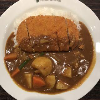野菜カツカレー(CoCo壱番屋 淀川区西中島店 (ココイチバンヤ))