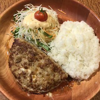 ポテサラバーグディッシュ(びっくりドンキー 鎌ヶ谷店 )