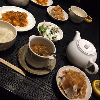 日替わりランチ(中国料理 星華 (ホシノハナ))