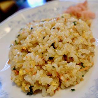 ミニ焼きめし(麺セット)(明洋軒 )