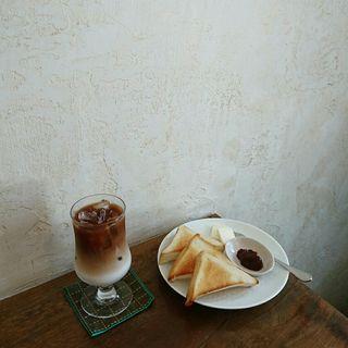 トースト(乙コーヒー )