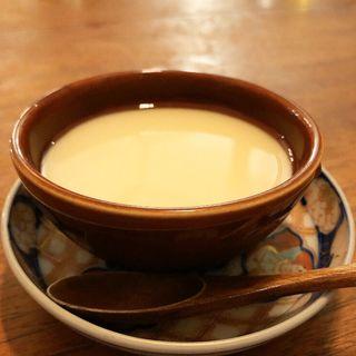 杏仁豆腐(月泉)