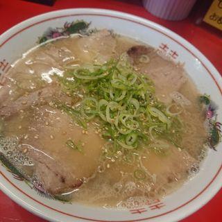 チャーシュー麺(駒や)