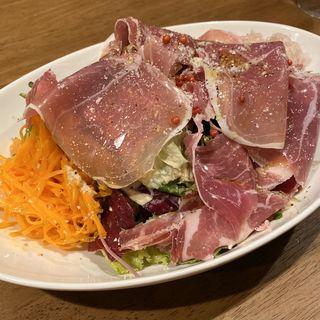 生ハムのサラダ(金剛商店138番地 )