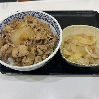 ねぎだく牛丼(吉野家 新宿東口靖国通り店)