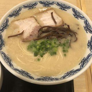 明太味玉セット(由丸 八重洲仲通り店)