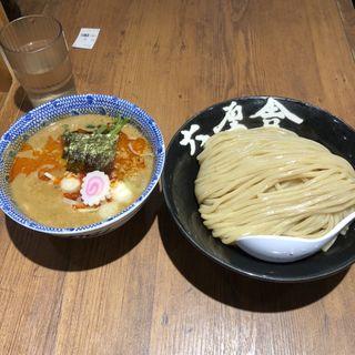 担々つけめん(六厘舎 大崎店)