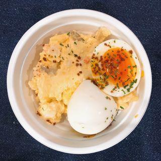 薫製卵のポテトサラダ(中野坂上 自意識過剰)