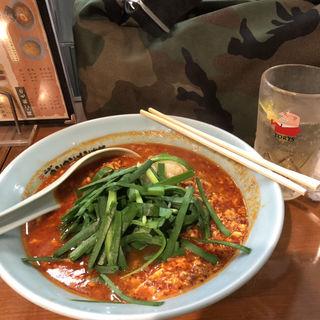 ニラタンタン麺(元祖ニュータンタンメン本舗 蒲田店 (がんそにゅーたんたんめんほんぽ))