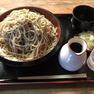 恵み蕎麦(特盛り)(京橋 恵み屋 (きょうばしめぐみや))