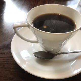 ブレンドコーヒー モーニング