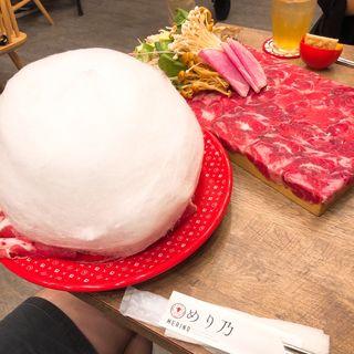 牛タン&ラムしゃぶ食べ放題(めり乃 秋葉原店)