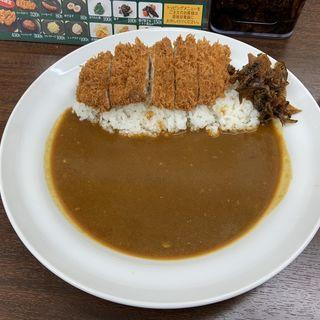 ロースカツカレー(マイカリー食堂 高田馬場店)