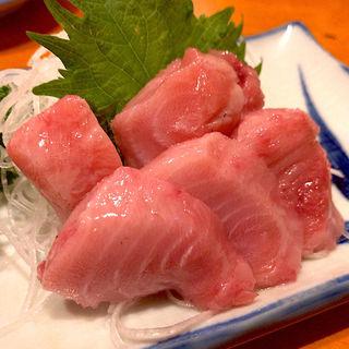 マグロのうてん刺(大衆居酒屋魚さんこ )
