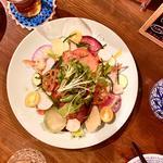 農家のお野菜サラダ(LABサラダ)