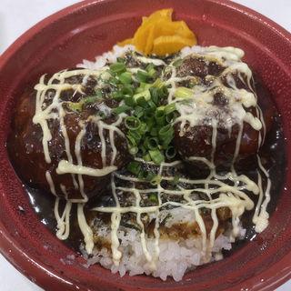 ピリたらし丼(あげの味賞)