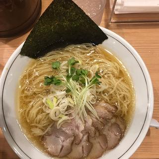 塩中華そば(麺やマルショウ 地下鉄新大阪店 )