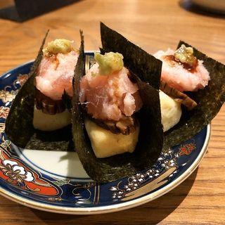 ポテサラ寿司(to.)