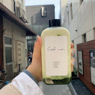 抹茶ミルク(Cafe no.)