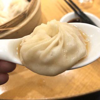 小籠包(鼎泰豐 高島屋横浜店 (ディンタイフォン))