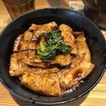 豚丼 中(豚大学 神保町校舎 )
