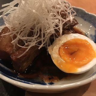 豚角煮(並木橋なかむら )