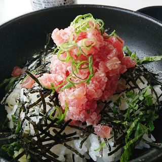 まぐろたたき丼(ココス 山口宇部空港店 (COCO'S))
