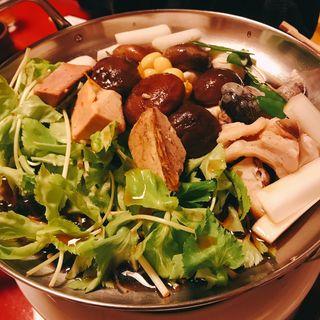 あんこう鍋(いせ源 本館 (いせげん))