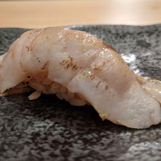 ノドグロ炙り(夜鮨)