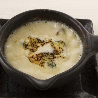 チーズグラタン(立吉餃子 青山店)