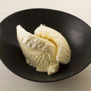 バニラアイス(立吉餃子 青山店)