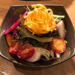 20種野菜のサラダ