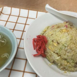 チャーハン(スープ付)(ラーメン太七 )
