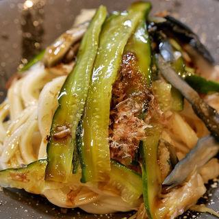 ぬか漬けポリポリ生醤油(活麺富蔵 (いけめんとみくら))