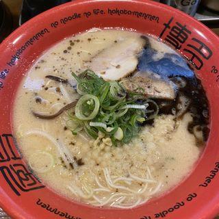 極旨豚骨 響(博多麺々 板宿店)