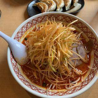 辛みそネギ(めん丸 畑町店 )
