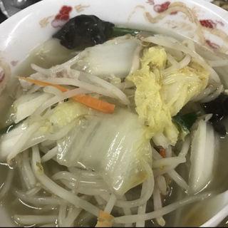 タンメン塩(好吃)