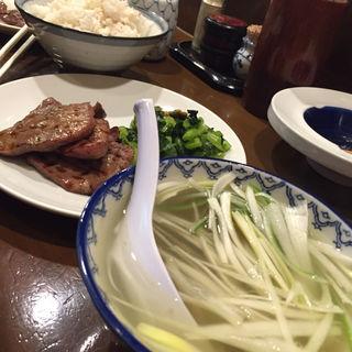 牛タン定食(味太助 本店 (あじたすけ))