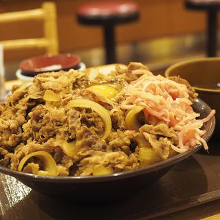 牛丼キング(すき家 豊中曽根店 )