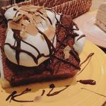 エンゼルフードケーキ ショコラ