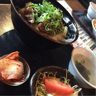 ハラミ丼(鷹ヶ巣 阪急かっぱ横丁店 (タカガス))