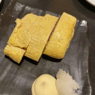 明太出汁巻玉子(大衆居食家 しょうき 大橋店)