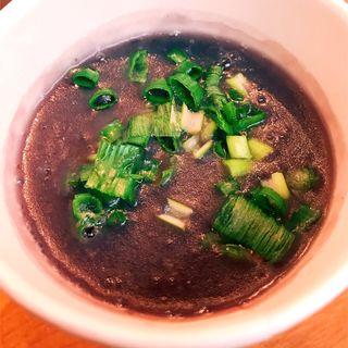 紫芋のスープ(Banh Mi 83)