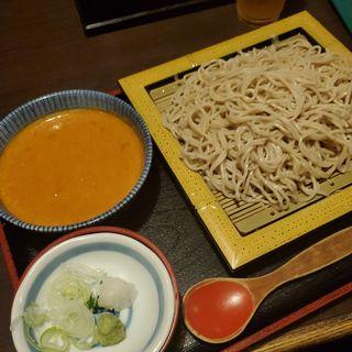 キーマカレーせいろ(蕎麦・酒膳 貴石 (【旧生そば 家庭料理 貴石】))