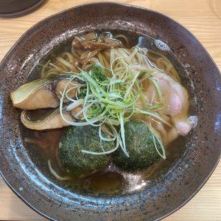 枯鯖醤油(らーめん 彩哲 ~isato~)