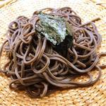ざる蕎麦(音威子府そば)