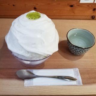 キウイヨーグルトごおり(ほうせき箱 )