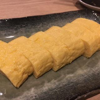 だし巻き卵(煮込み酒屋 Σ)
