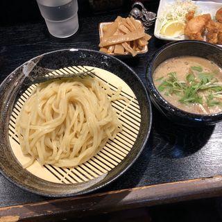魚介とんこつつけ麺(つけ麺専門 麺処 虎ノ王 梅田店)